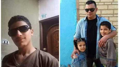 """والدة ضحايا مذبحة القليوبية فى مؤتمر صحفي: """"ابنى قالى ابويا هيقتلنا"""""""