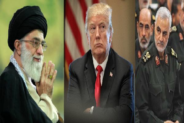 شاهد  على خطى «لعبة العروش».. «ترامب» وقادة إيران في مواجهة بسبب العقوبات