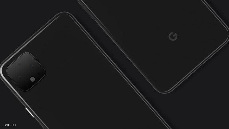 جوجل تكشف رسميا تصميم هاتفها الجديد  بيكسل 4