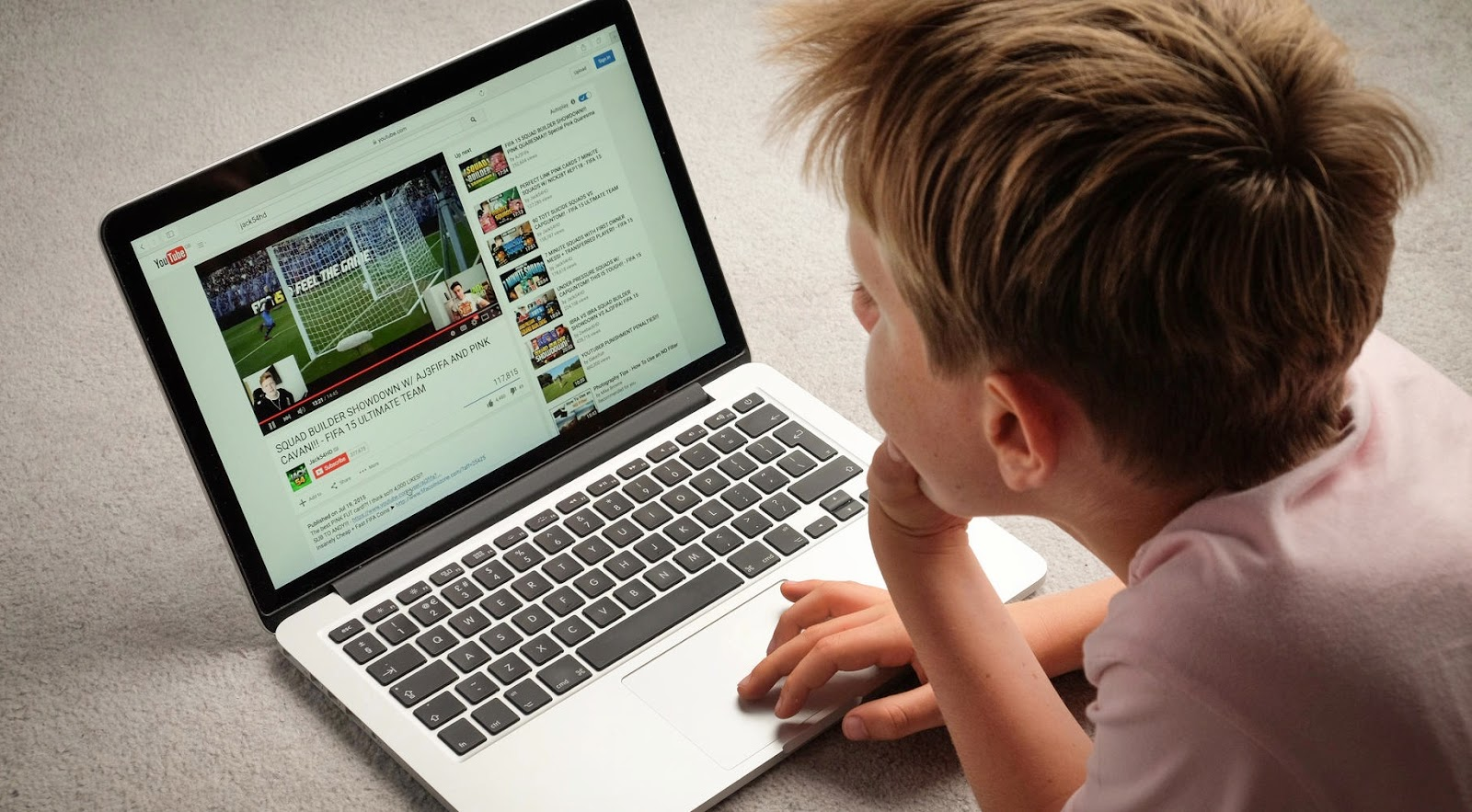 تغريم « جوجل » 170 مليون دولار بسبب جمع بيانات خاصة بالاطفال