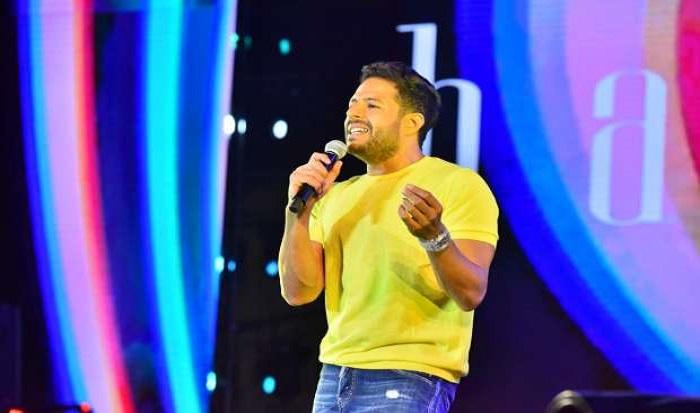 محمد حماقي لجمهوره: مفيش غير «كينج» واحد في مصر