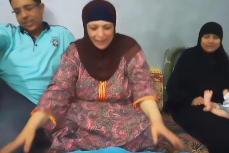 ترند يوتيوب مصر رد فعل حماتها يا جماعة العروسة نزلت تصبح