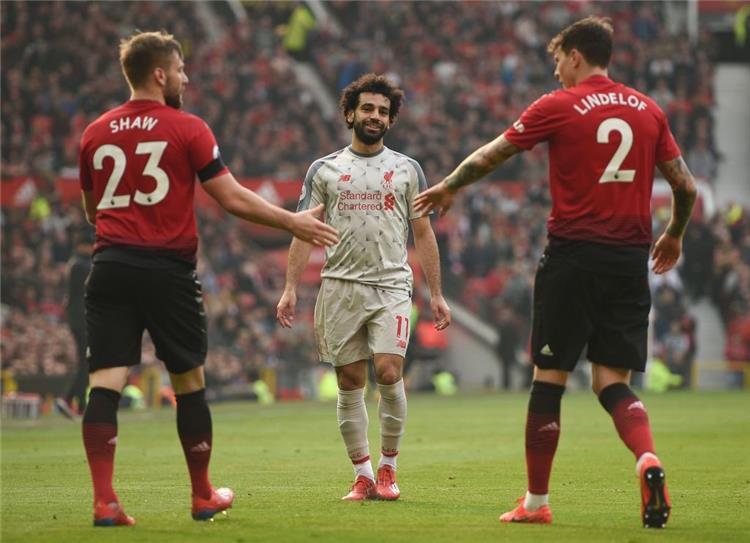 نتيجة بحث الصور عن مباراة مانشستر يونايتد ضد ليفربول القنوات الناقلة والتشكيل المتوقع