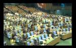 العاشرة مساءا   منى الشاذلي   تقرير عن الامم المتحدة   حلقة 24 09 2011 00